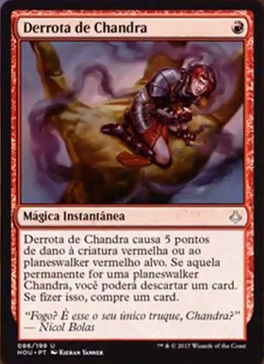 Chandra's Defeat Spoiler