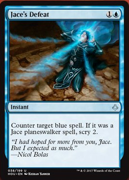Jace's Defeat Official Spoiler