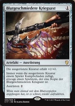 Bloodforged War Axe