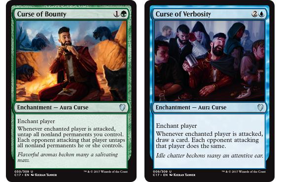 Curses of Bounty & Verbosity