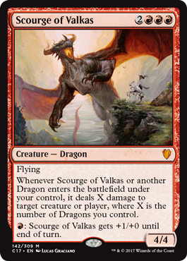 Scourge of Valkas