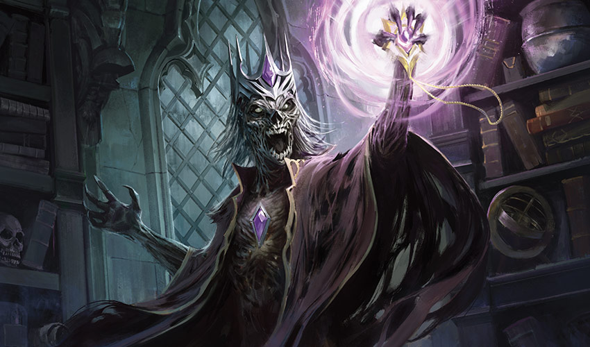 Vindictive Lich Art