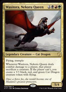 Wasitora, Nekoru Queen