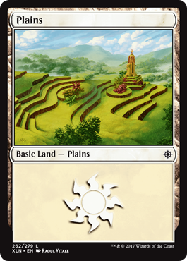 Ixalan Plains by Raoul Vitale