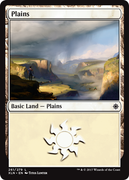Ixalan Plains by Titus Lunter