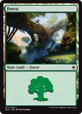 Ixalan Forest by Titus Lunter