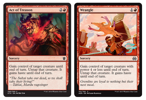 Act of Treason + Wrangle
