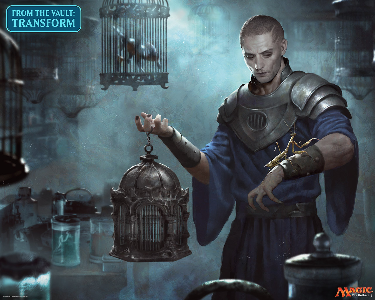 Delver of Secrets (From the Vault Transform) (V17)