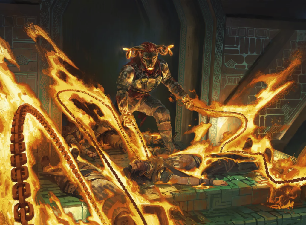 Angrath's Fury Full Art