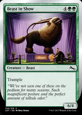 Beast in Show (B)