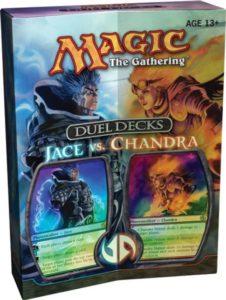 Duel Decks Jace vs Chandra