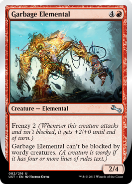 Garbage Elemental (A)