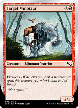 Target Minotaur (A)