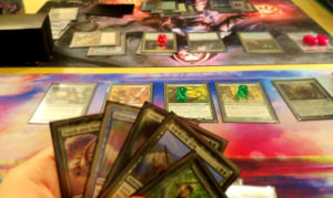 How to Cheat at Magic the Gathering